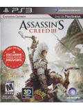 Assassin's Creed 3 US-Version (E) (PS3)