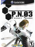 P. N. 03 Product Number (US Version (GAMECUBE)