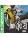 Road Rash (US Import) (PS1)