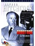 Alfred Hitchcock Sabotage / The Lodger (DVD)