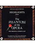 Highlights from the Phantom of the Opera (CD)