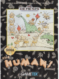 The Humans (E) (SEGA GENESIS)