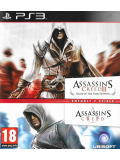 Assassin's Creed + Assassin's Creed II (D) (PS3)