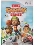 Big Family Games (D/F) (WII) (OHNE ANLEITUNG)