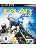 MX vs. ATV - Alive (D) (PS3)