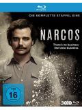 Narcos - Staffel 1 (BLU-RAY)
