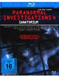 Paranormal Investigations 4 - Sanatorium (BLU-RAY)