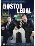 Boston Legal - Staffel 2 (DVD)