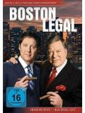 Boston Legal - Staffel 5 (DVD)