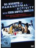 30 Nights of Paranormal Activity with the Devil Inside (DVD)