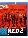 Red 2 (BLU-RAY) (NEU)