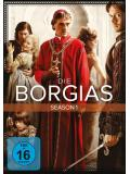 Die Borgias - Staffel 1 (DVD)