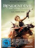 Resident Evil - The Final Chapter (DVD)