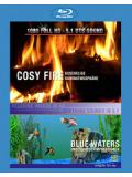 Cosy Fire and Blue Waters (BLU-RAY)