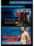 Evolution / Welcome to the Jungle (DVD)