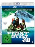 First Descent 3D (BLU-RAY)