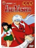 InuYasha, Vol. 01, Episode 01-04 (DVD)