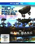 3D Master Pieces: San Base - Function of Reality (BLU-RAY)