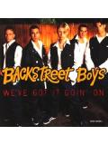Backstreet Boys - We've got it goin on (CD)