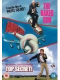 The Naked Gun / Airplane / Top Secret (UK) (DVD)