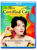 Certified Copy (UK) (BLU-RAY)