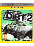 Colin McRae Rally - Dirt 2 (Platinum) (D/F) (PS3)