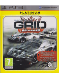 Grid Reloaded (Platinum) (D/F) (PS3)