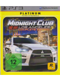 Midnight Club Los Angeles (Platinum) (D) (PS3)