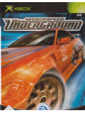 Need for Speed - Underground (D) (XBOX)