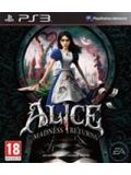 Alice - Madness Returns (D) (PS3) (OHNE SPIELANLEITUNG)
