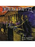 Megadeth - The System has failed (CD)