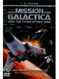 Battlestar Galactica - The Cylon Attack (UK-IMPORT) (DVD)