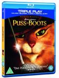 Puss in Boots (UK) (BLU-RAY)