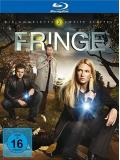 The Fringe - Staffel 2 (BLU-RAY)