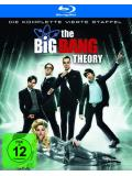 The Big Bang Theory - Staffel 4 (BLU-RAY)