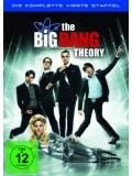 The Big Bang Theory - Staffel 4 (DVD)