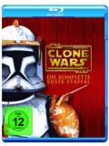 Star Wars - The Clone Wars - Staffel 1 (BLU-RAY)