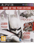 Batman Arkham City (Game of Year) (D) (PS3)