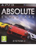 Absolute Supercars (D) (PS3)