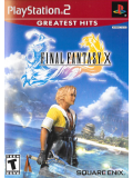 Final Fantasy X (Greatest Hits) (US Import) (PS2)