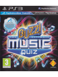 Buzz - The Ultimate Music Quiz (D/F/I) (PS3)