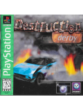 Destruction Derby (US Import) (PS1)
