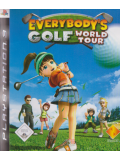 Everybody's Golf: World Tour (D) (PS3)