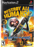 Destroy All Humans! (US IMPORT) (PS2)