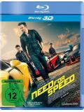 Need for Speed (3D) (BLU-RAY)