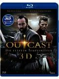 Outcast - Die Letzten Tempelritter (3D + 2D) (BLU-RAY)