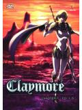 Claymore - Chapter 1 - Ep. 1-5 (DVD)