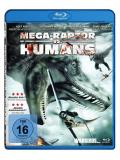 Mega-Raptor vs. Humans (BLU-RAY)