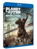 Planet Der Affen: Revolution (BLU-RAY)