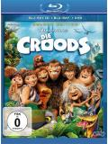 Die Croods (3D) (BLU-RAY)